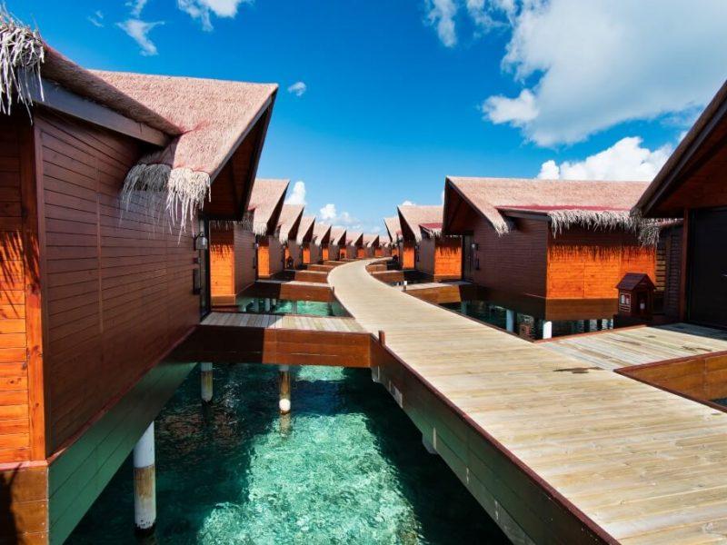 Adaaran Prestige Ocean Villas Hudhuranfushi Maldives Resort Header