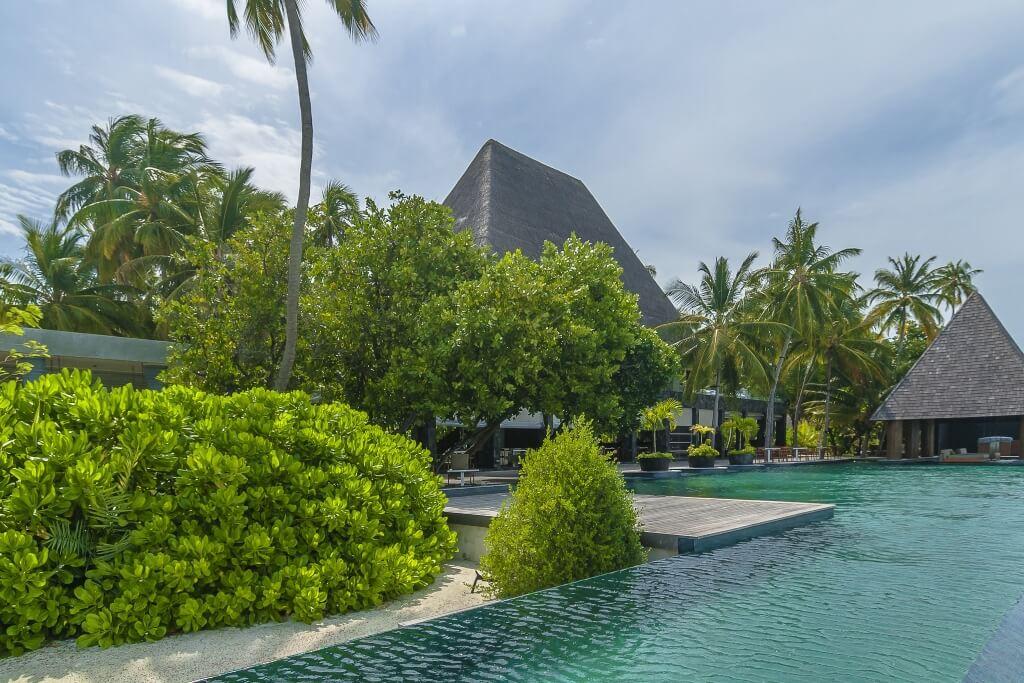 Anantara Kihavah Villas Resort Maldives
