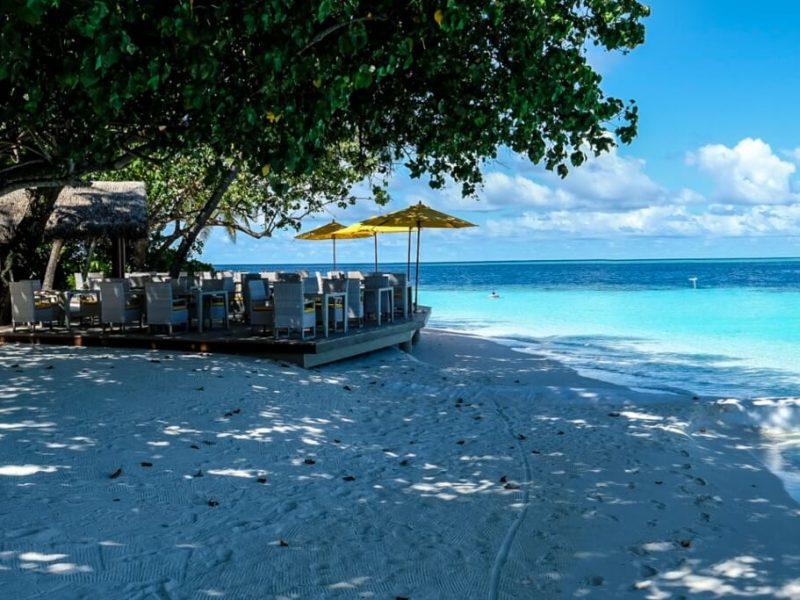Angsana Ihuru Resort Maldives