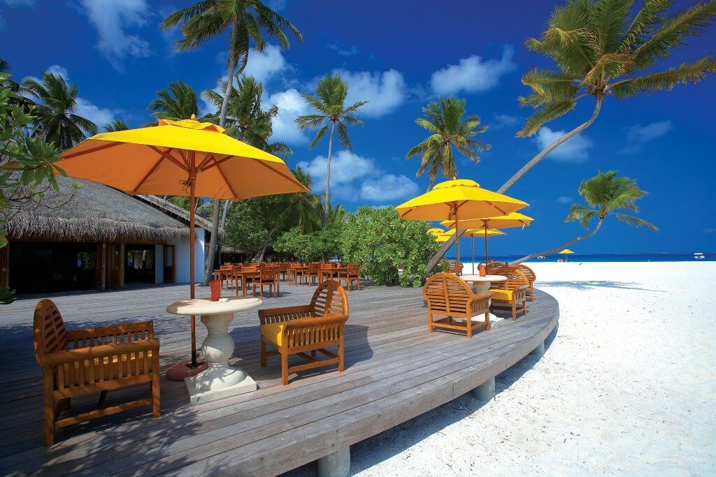 Angsana Resort And Spa Velavaru Maldives Header