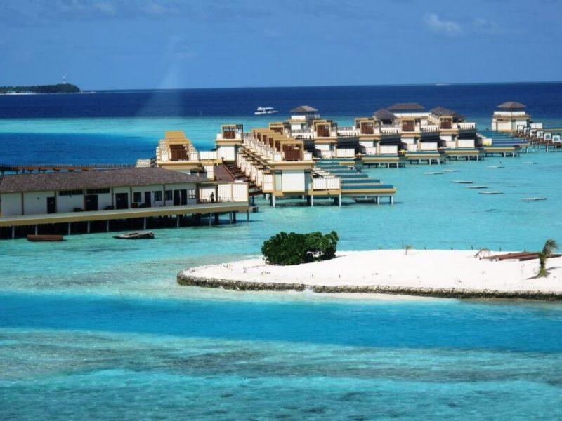 Angsana Velavaru InOcean Villas Maldives Resort Header