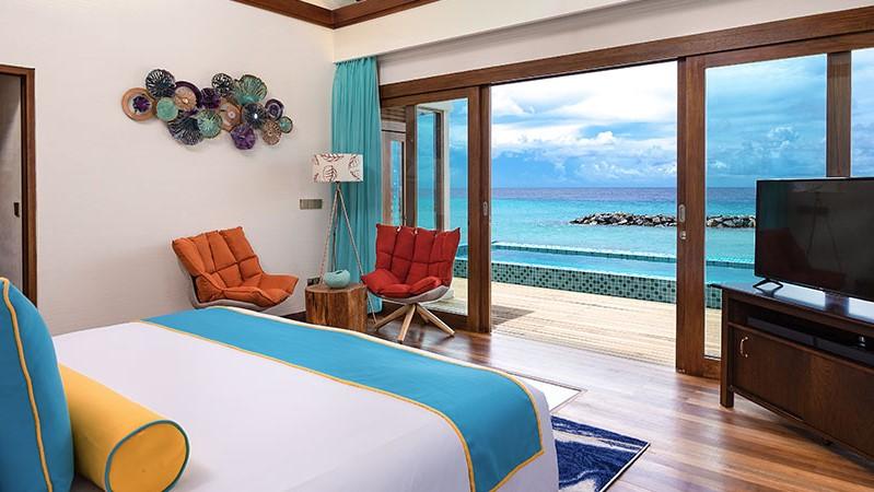 Atmosphere Kanifushi Maldives Water Villas