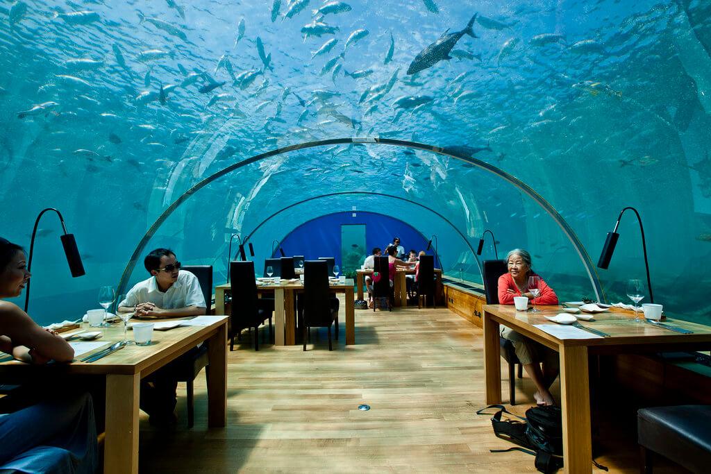 Conrad Maldives Rangali Island Resort Maldives Header