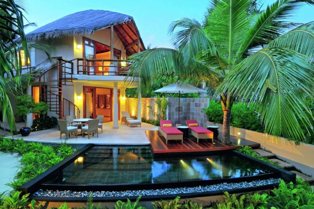 Constance Halaveli Resort Maldives Header