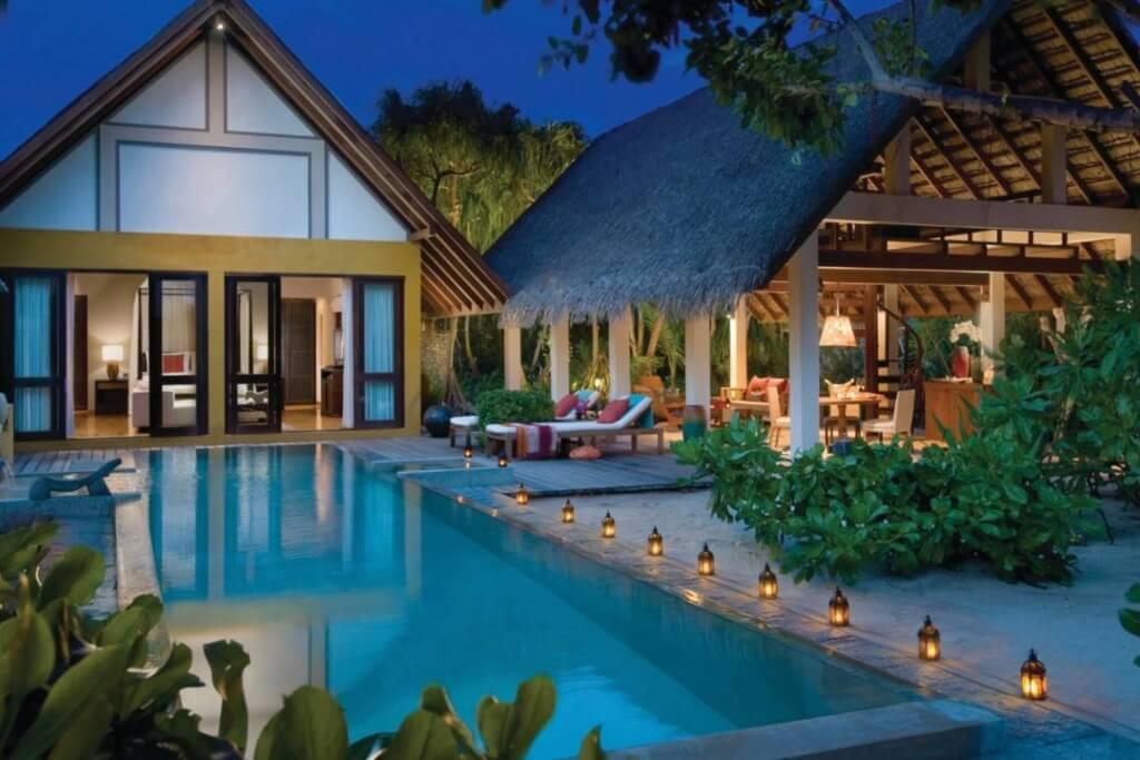 Four Seasons Resort Maldives Landaa Giraavaru Header