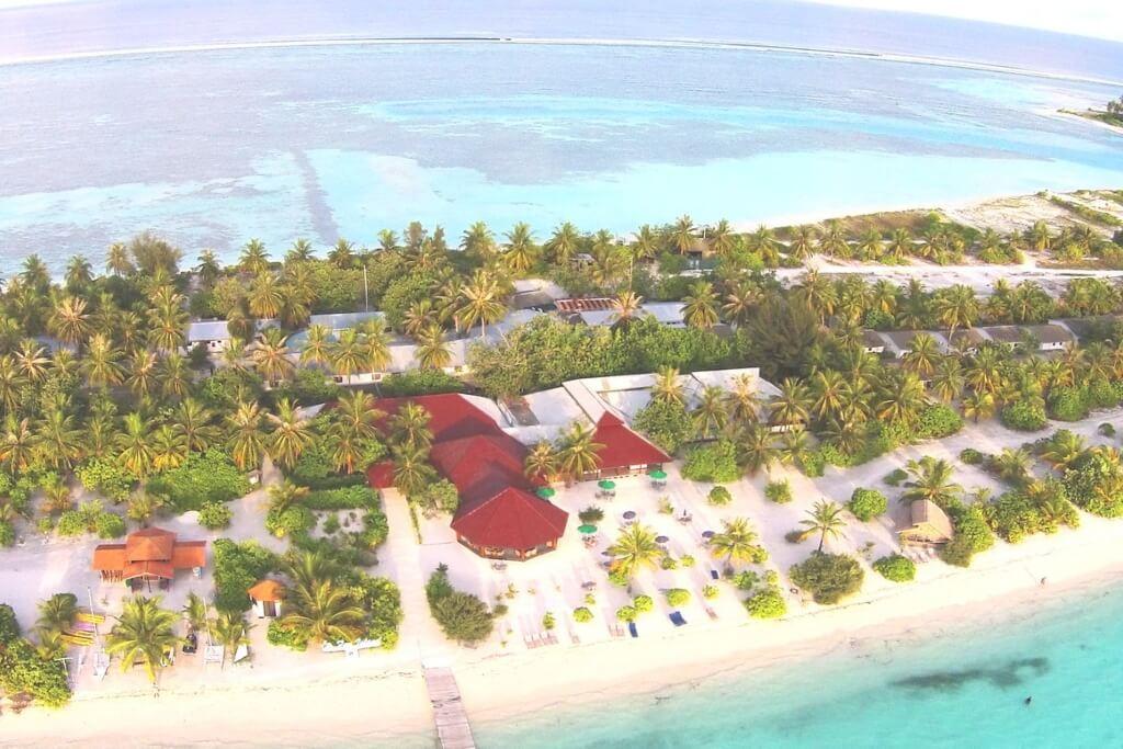 Fun Island Resort Maldives Header