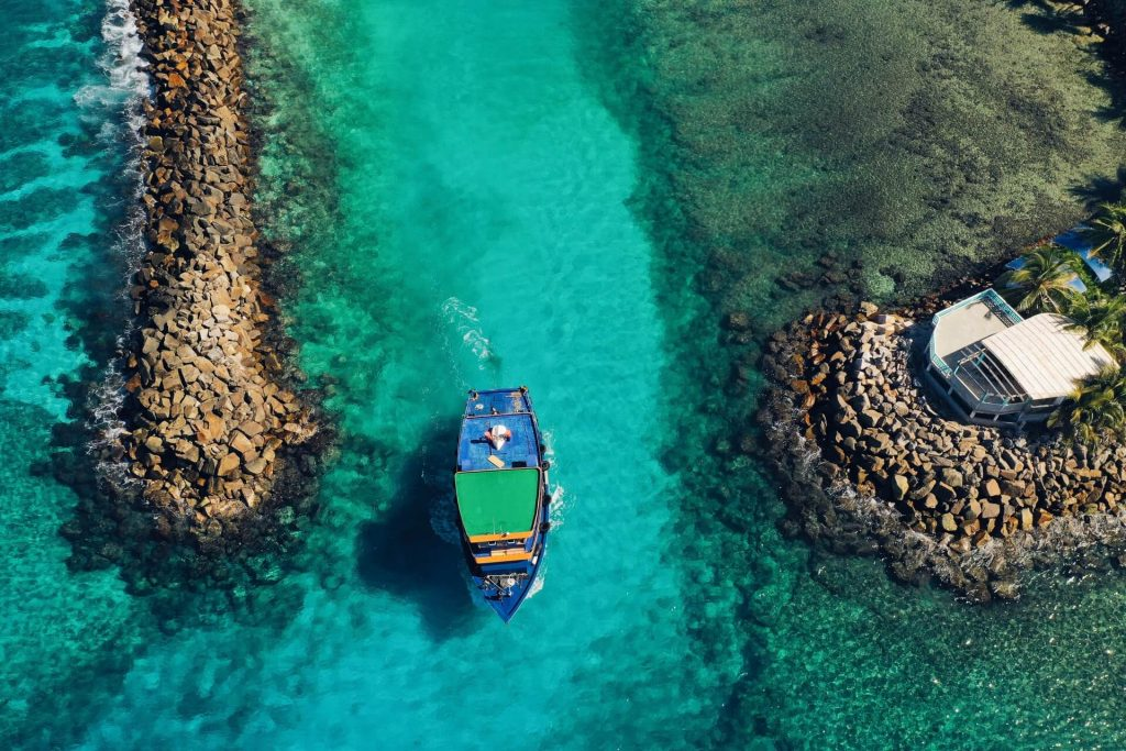 Dhoni - Maldives Traditional Boats