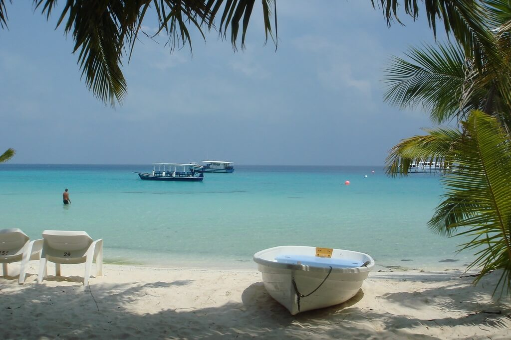 Kuramathi Village Resort Maldives Header