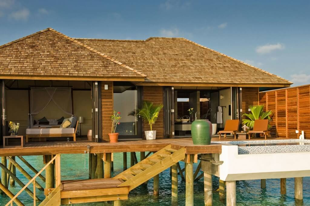 Lily Beach Resort And SPA Maldives Huvahendhoo Header