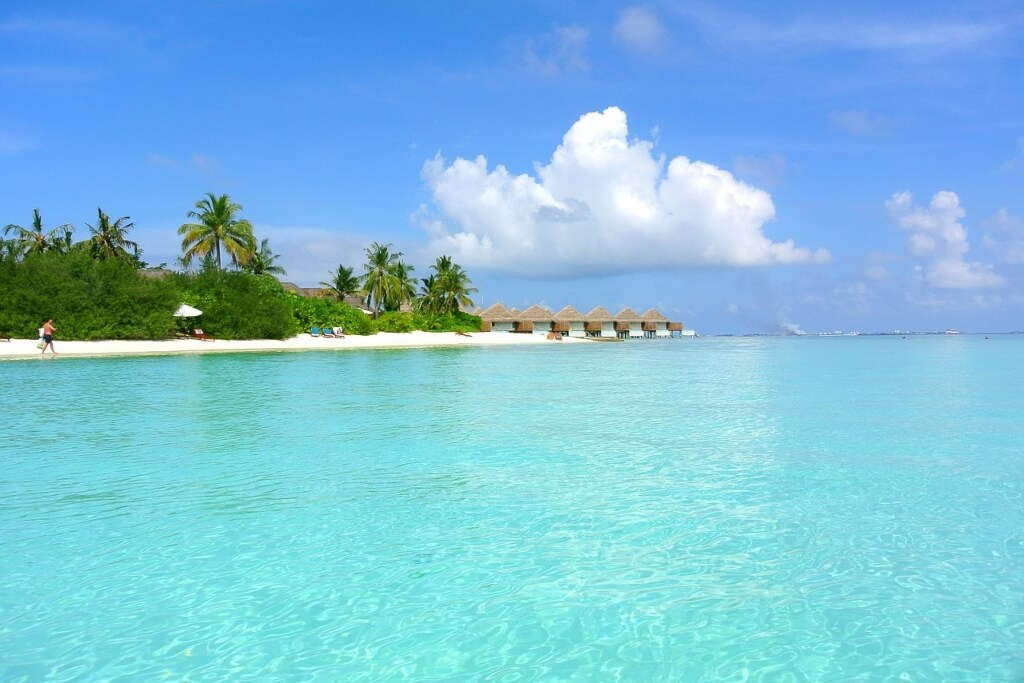 Maldives 1 Night / 2 Days Tour Package Header