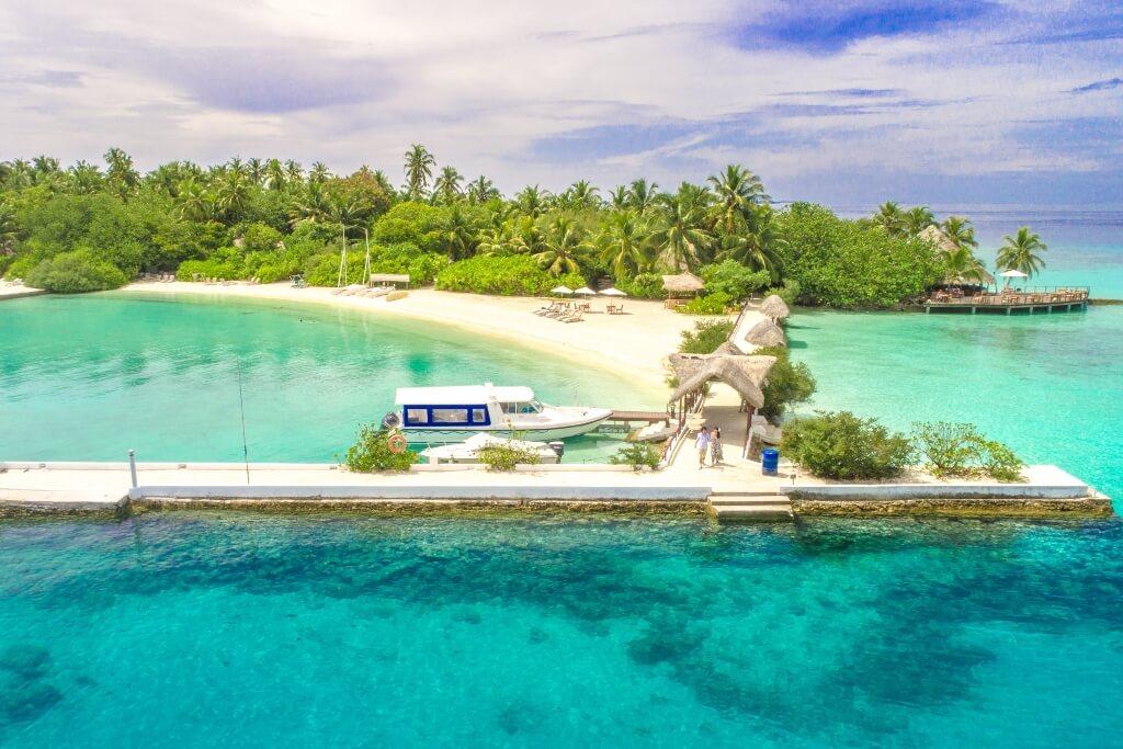 Maldives 2 Nights / 3 Days Tour Package Header