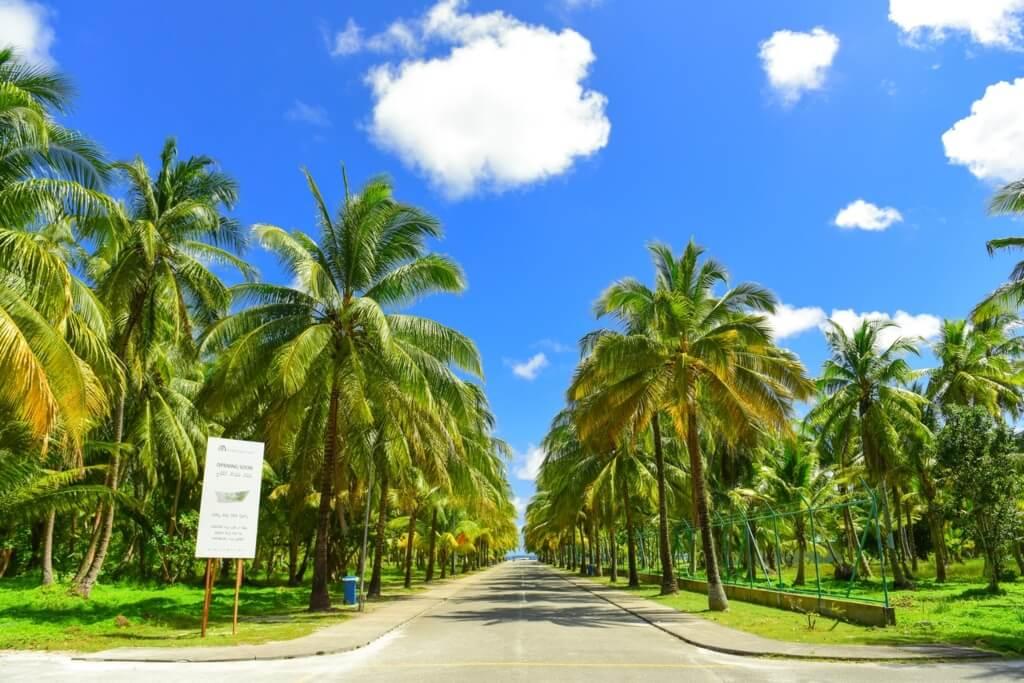 Maldives 4 Nights / 5 Days Tour Package Header