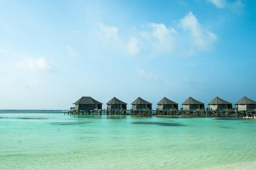 Maldives Water Villas And Overwater Bungalows Header