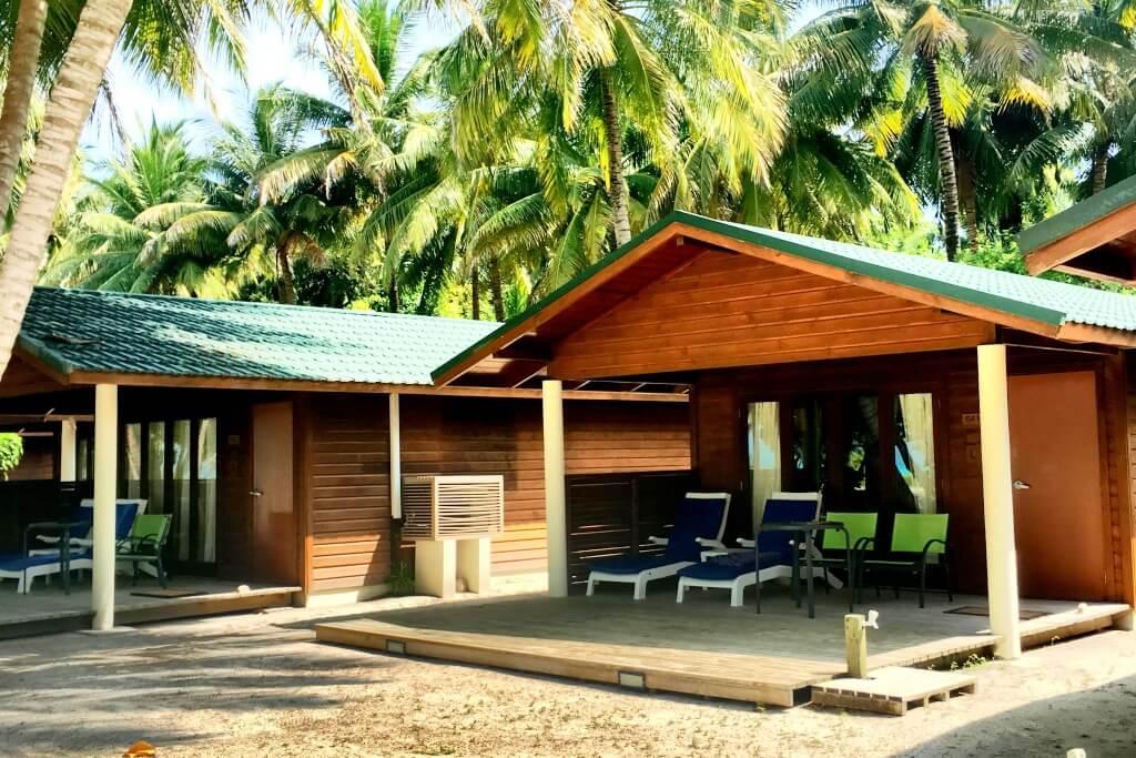Meeru Island Resort Maldives Header