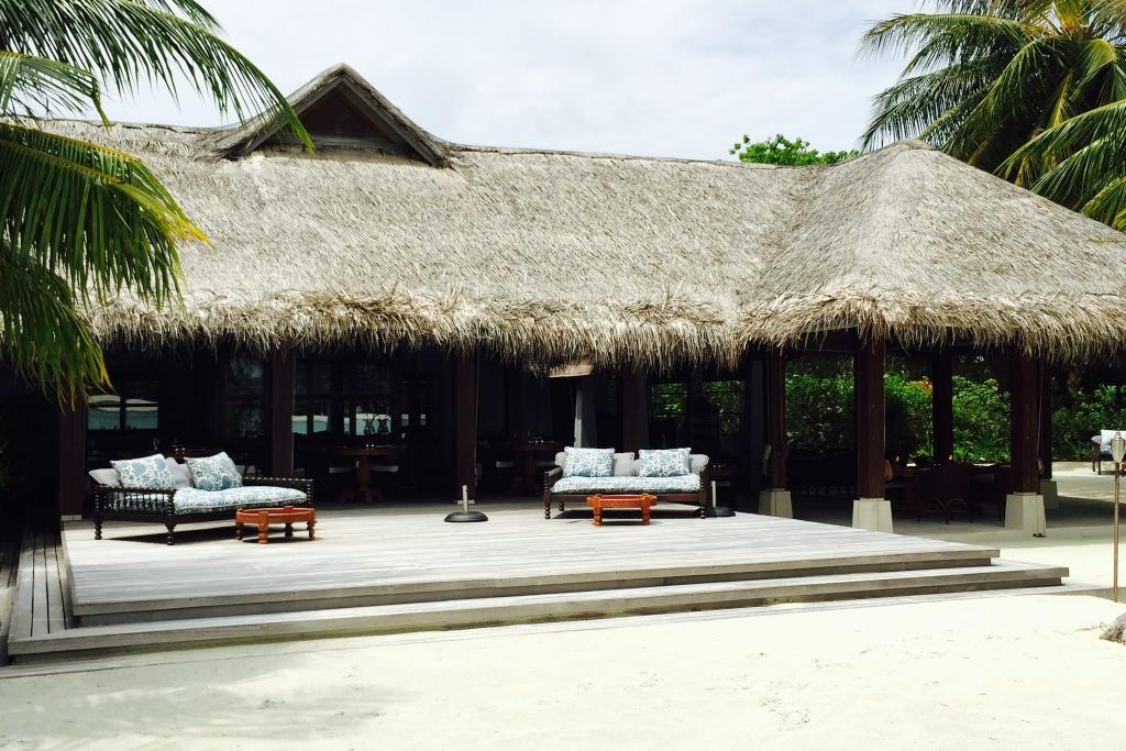 Naladhu Maldives Resort Header