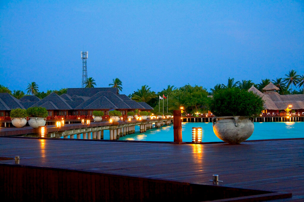 Olhuveli Beach And Spa Resort Maldives Header