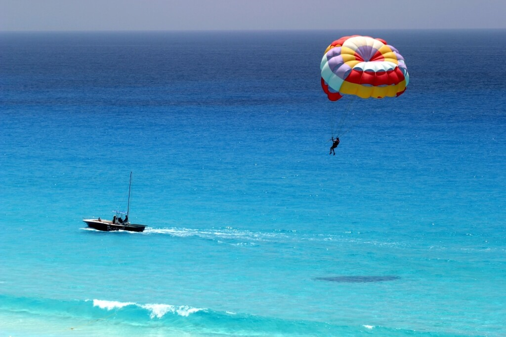 Parasailing in Maldives (Cost, Best Time, Atoll, Price, Packages, Course & Resorts)