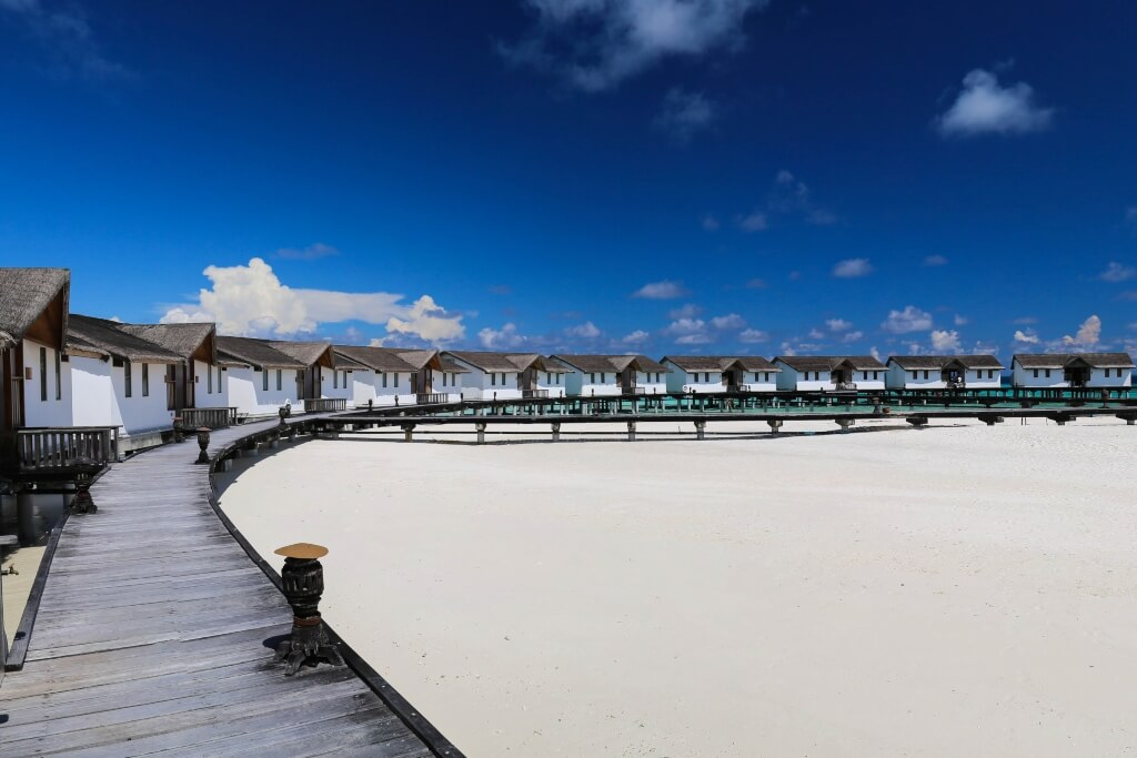 Reethi Beach Resort Maldives Header