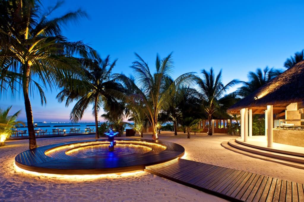 Sheraton Maldives Full Moon Resort And Spa Header