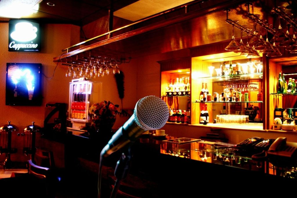Sing the Night Away at a Karaoke Bar in Maldives