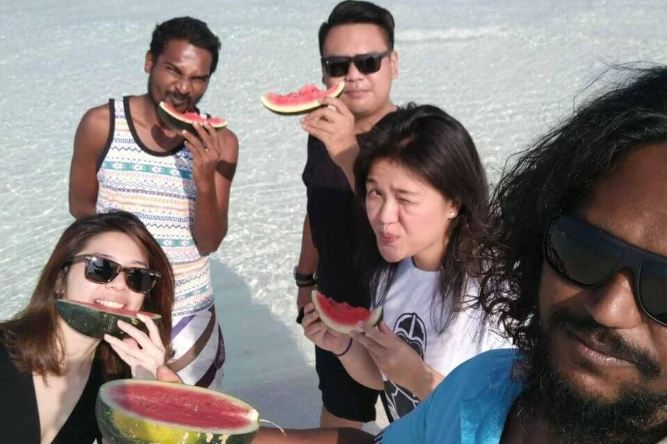 6 Hour Sandbank Tour Maldives w/ Itinerary