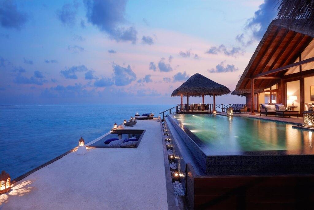 Taj Exotica Resort And Spa, Maldives Header
