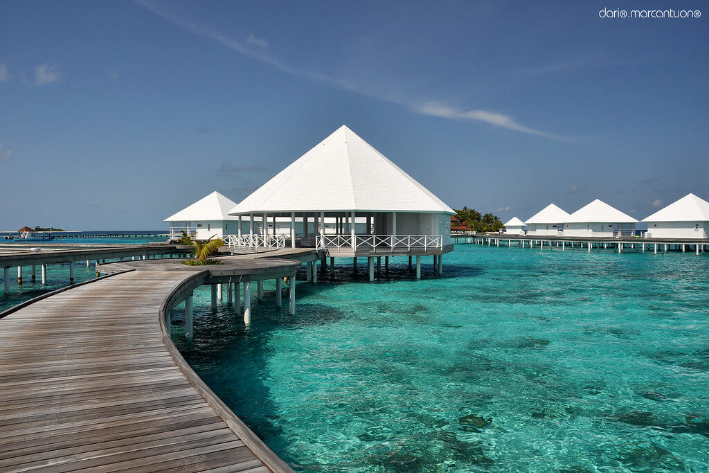 Thudufushi Island Resort, Maldives Header