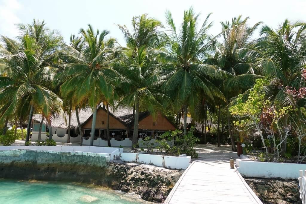Thulhagiri Island Resort Maldives Header