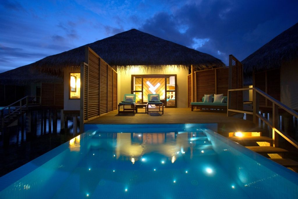 Velassaru Maldives Water Bungalow