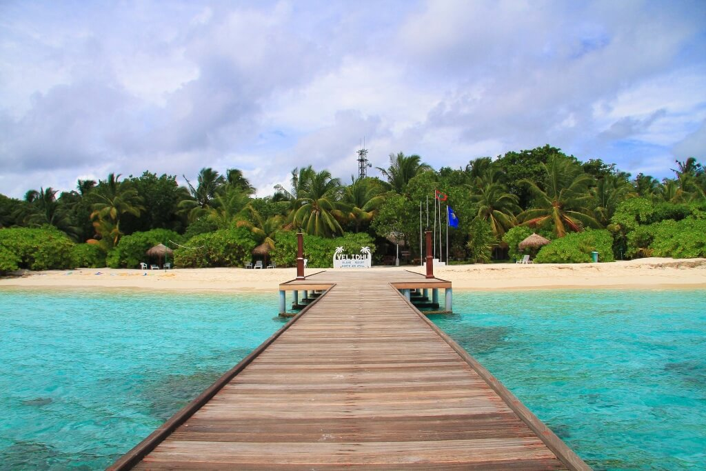 Velidhu Island Resort Maldives Header