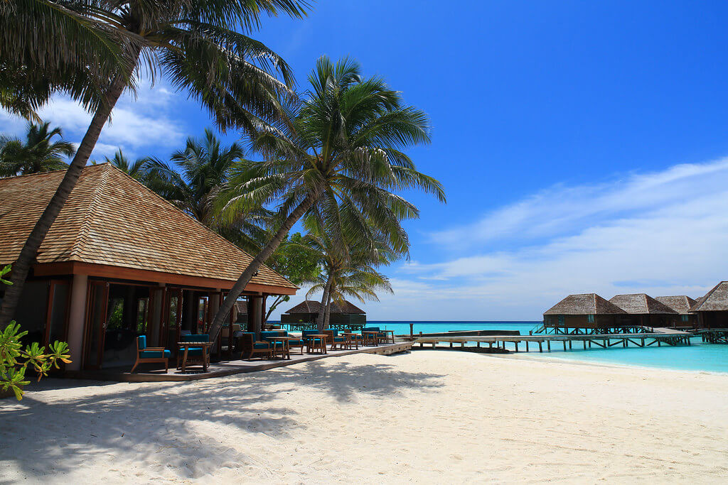 Veligandu Island Resort Maldives Header