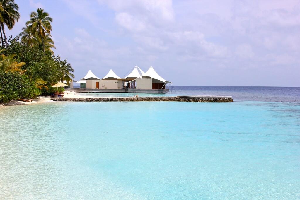 W Retreat And Spa Maldives Resort Header