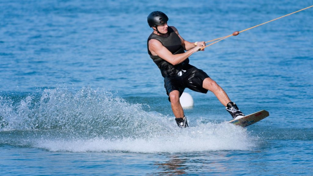 Wakeboarding in The Maldives - Watersport Activity Price