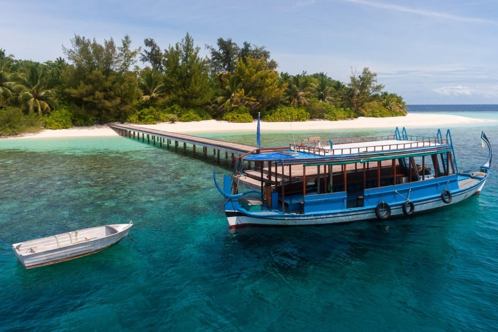 Maldives on Budget: Choose Local Ferry for Island Transfers