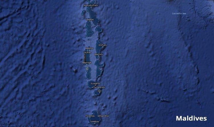 Where is Maldives? Maldives Location