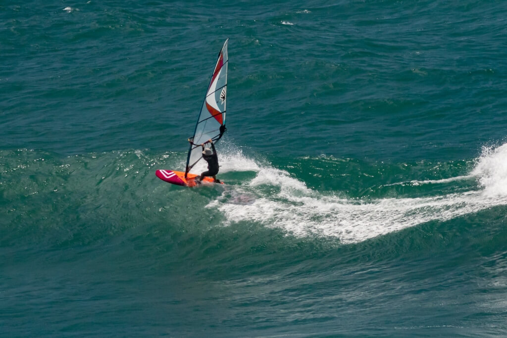 Windsurfing in Maldives Header